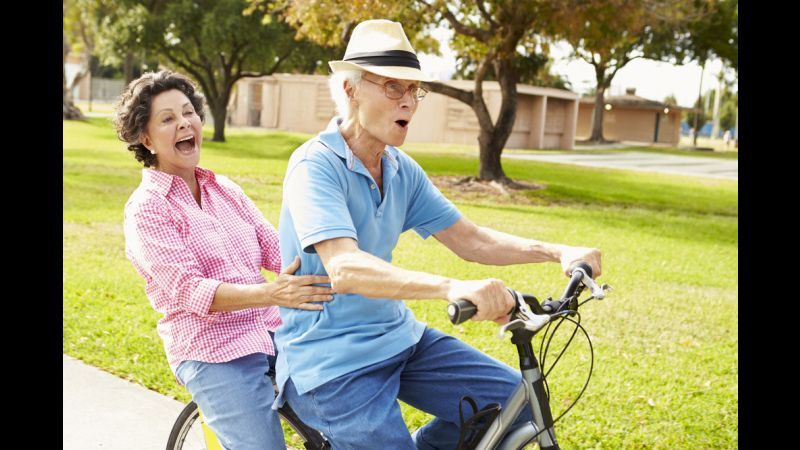 Exercises That Keep You Feeling Young