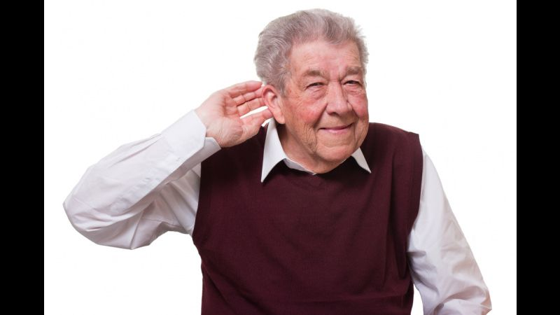There's No Shame in Hearing Loss
