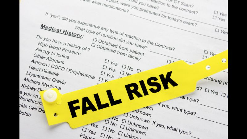 Special Flooring Reduces the Risk of Falls
