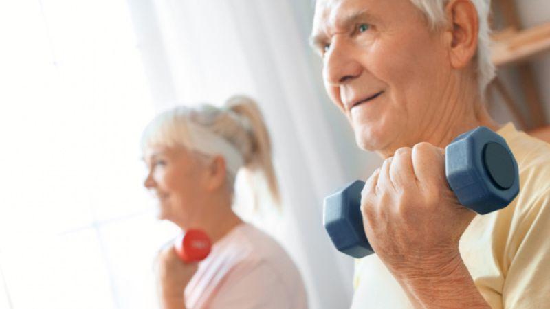 Exercise to Enjoy a Long Life