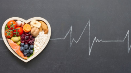 Eat A Heart Healthy Diet With Fiber