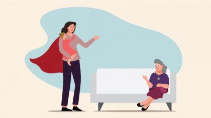 Celebrating Super Hero Caregivers