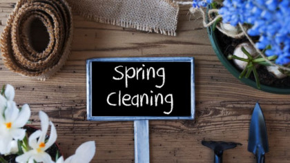Spring Cleaning and Senior Safety