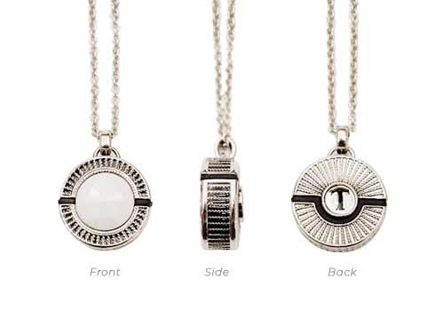 jewelry pendant views